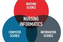 Informatics & Instructional Technology / Informatics nurse specialists identify, collect, process and manage data and information to support nursing practice, administration, education, research and the expansion of nursing knowledge.