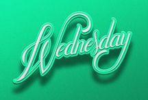 #3 Wednesday dose of inspiration / Everyday I'm inspired... #daily #doseofinspiration