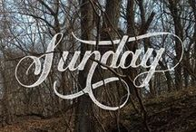 #7 Sunday dose of inspiration / Everyday I'm inspired... #daily #doseofinspiration