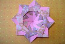 Origami Mandalas, Estrelas e Tea Bag Folding / by Clara Angélica Souza