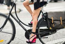 Cycling chic / by Into the labyrinth