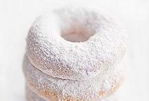 Donuts / by Leah Bergman / Freutcake