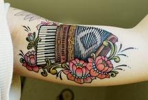 Tattoos / by Bruno Fantinel