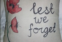The ANZAC's - Lest We Forget!