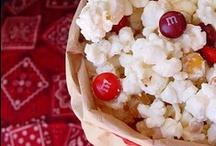 Pop-Pop-Pop-Popcorn!! / Sweet and savory popcorn recipes!