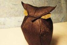 Origami Animais e Flores / by Clara Angélica Souza