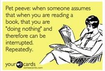 Bookish Humour / Book people can be funny too. / by Kaley S