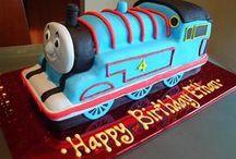 Birthday Cakes ...