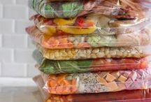Freezer Pleasers! / Freezer cooking...recipes and tips.