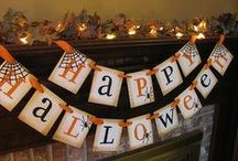 Halloween: This Is Halloween / Halloween decor and ideas that aren't ghost or witch related.