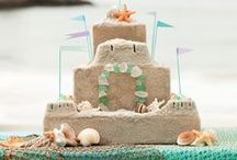 Party Time:  Follow Me To The Sea!! / Ideas for mermaid parties, beach parties, and pool parties...anything with water or sand!