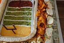 Party Time:  Let's Tailgate!! / Tailgate party ideas, decorations, and recipes.