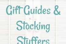 Gift Guides & Stocking Stuffers / Gift ideas, gift guides, and stocking stuffers