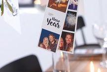 Silvester: Dekoration und Ideen / Die Silvesterparty aufregender gestalten und die Gäste mit einzigartiger Dekoration überraschen. Ideen für Partyspiele und Highlights sammeln.