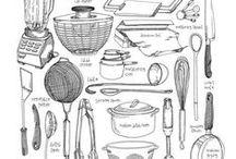 Kitchen / Interesting ideas and stuff I like.
