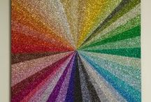 """The Rainbow  / Someone recently asked me what my favorite color is. I replied, """"The rainbow!"""" Who can pick just one?"""