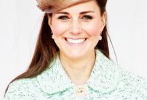 Kate Middleton / by Emi Hauritz Seino