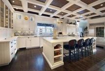 Kitchen Ideas / by Clara Collins