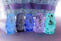 Easter / #Easter #eggs  #bunnie