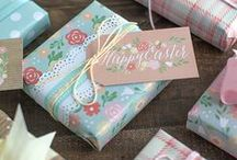 Gift Ideas & Wrappings / by Elizabeth Russo