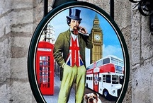 ** All Things British ~ Anglophilia ** / by Elizabeth Russo