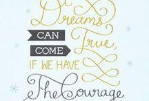 Positive Quotes / by Jennifer Deissler