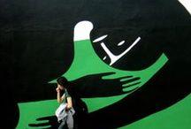 street art_deep love / by Lidia Brancher