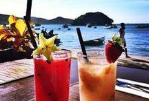 Summer / #summer #holiday # sand  #starfish #waves #sunshine