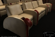 The F Series / by Elite Home Theater Seating