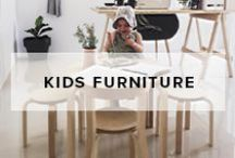 Kids Furniture / Gorgeous wooden highchairs and Table & Chair Sets from Mocka.