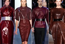 oxblood / by Leigh Toselli