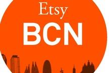 Etsy Barcelona Team Board / Repinea un pin antes de colgar el tuyo. ¡Comparte y difunde! / by mmmfantasiadealgodon
