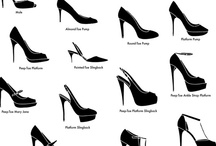 Shoes, Shoes, Shoes / by Emily Schmidt