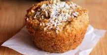Healthy Baking / Breads and other baked goods - with an emphasis on healthier ingredients.