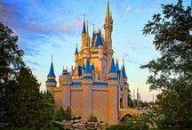 The Wonderful World Of Disney / by Emily Schmidt