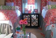 Dorm Room Ideas for Allison / by Emily Schmidt