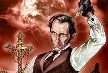 Fantasy: Gothic Fiction / Images from classic Gothic literature and film. / by Andy Poole
