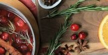 Green & Healthy Christmas / Healthy, eco-friendly ideas and inspiration for the Christmas holiday.
