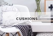 Cushions / Cushions for your home including Mocka's Couch Cushions and Stone Cushions.