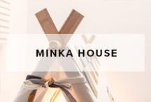Minka House / A fun play tent for kids to enjoy both inside and outside the home.