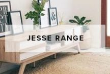 Jesse Range / A contemporary range of furniture for the home.