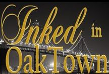 Inked in OakTown / What do you get when you mix a struggling tattoo shop, a handful of temperamental artists with secrets to keep, a steady stream of hot bodies eager for ink, and one network producer who'll do anything for ratings? You get Inked in Oaktown, reality TV at its finest and romance at its best.