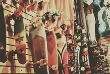 Longboards and Pennyboards