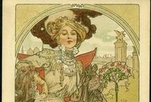 Postcards illustrators - Cartes postales d'illustrateurs