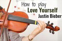 ~ Violinspiration.com  ~ / For all violin enthusiasts! I am a violin teacher sharing free violin tutorials and sheet music on my website: www.violinspiration.com