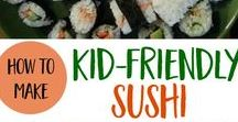 Kid Friendly Recipes / Healthy recipes your kids will love - including snacks, breakfast, lunch & dinner ideas, smoothies, desserts & treats, and baby food. Made with healthy and organic, kid-friendly ingredients.