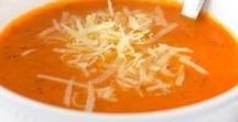 Healthy Soup Recipes / Soup recipes to feed your soul and your body.