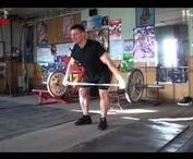Podnoszenie cięzarów | Weightlifting