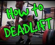 Martwy ciąg | Deadlift