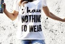 What To Wear / My Style / by Scarlet Rose
